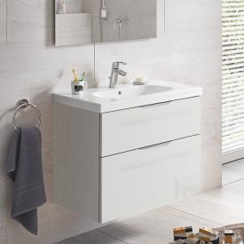 Grohe Euro washbasin with vanity unit with 2 pull-out compartments