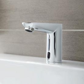 Grohe Euroeco CE Robinetterie de lavabo avec capteur infrarouge, sans limiteur de température sur batterie