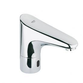 Grohe Europlus E Robinetterie de lavabo avec capteur infrarouge, sans limiteur de température sur secteur