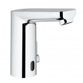 Grohe Eurosmart CE Robinetterie de lavabo avec capteur infrarouge, avec limiteur de température, pour chauffe-eau à écoulement libre