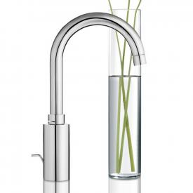 Grohe Eurosmart Cosmopolitan single lever basin mixer, with swivel spout, L-Size with pop-up waste set