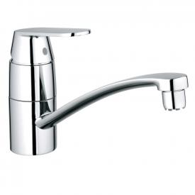 Grohe Eurosmart Cosmopolitan single lever kitchen mixer for open water heaters