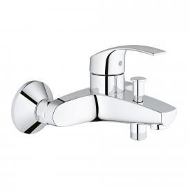 Grohe Eurosmart single lever bath mixer, wall-mounted