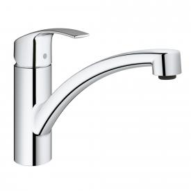 Grohe Eurosmart single lever kitchen mixer chrome