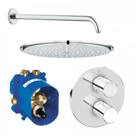 Grohe Grohtherm 3000 Cosmopolitan concealed thermostat set