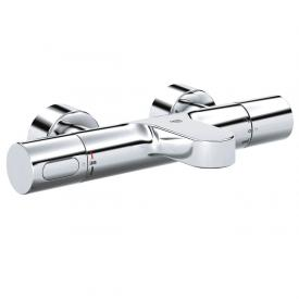 Grohe Grohtherm 3000 Cosmopolitan thermostatic bath mixer with Grohe SafeStop
