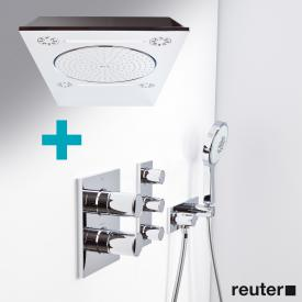 Grohe Grohtherm shower set