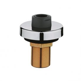 Grohe hose guide 46487 for hand shower, three hole bath assembly