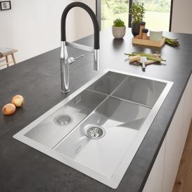 Grohe K700 built-in sink, flush-mounted