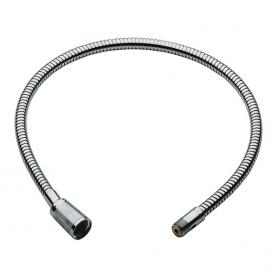 "Grohe metal spray hose 46104, 1/2""xM15x860 mm for single lever mixer w. extractable spray"