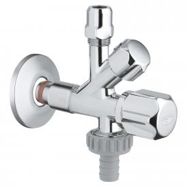 Grohe Original WAS combi-angle valve self-sealing