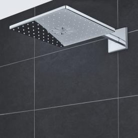Grohe Rainshower 310 SmartActive Cube overhead shower set chrome