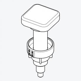 Grohe Universal rotary knob for kitchen sink