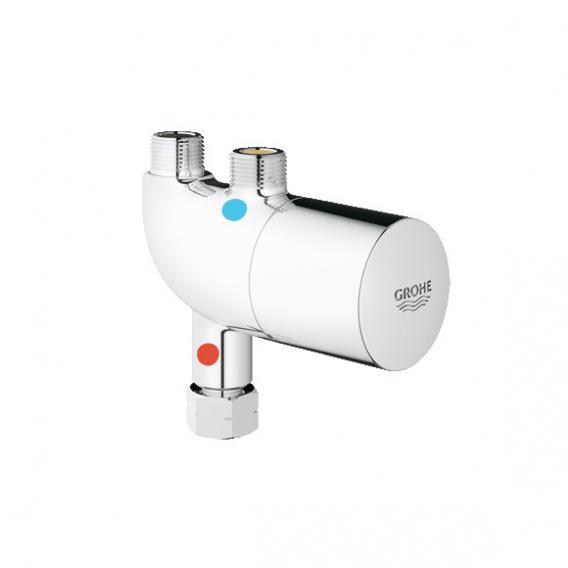 Grohe Bau Keramik shower toilet attachment 3-in-1 set