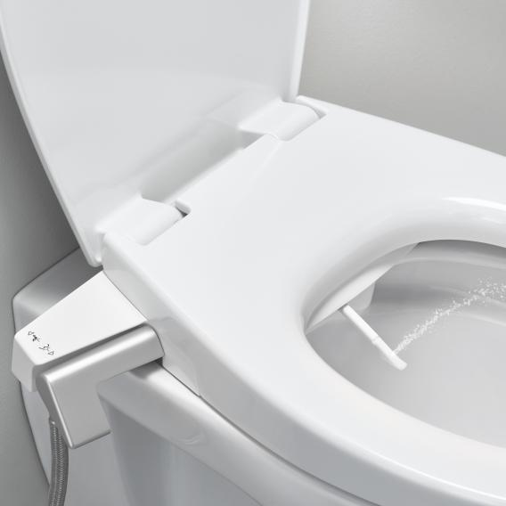 Grohe Bau Keramik shower toilet attachment 3-in-1 set, with toilet seat
