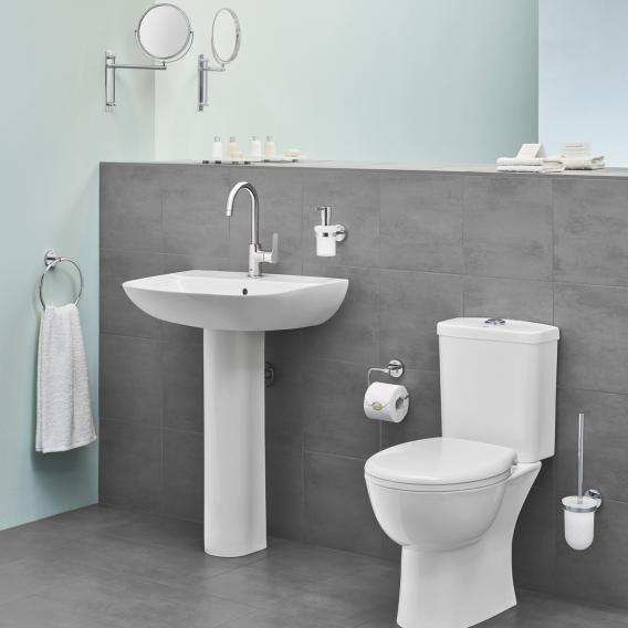 Grohe Bau Keramik washbasin, white