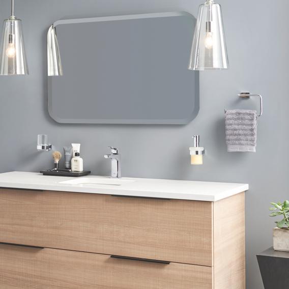 Grohe Essentials Cube Bathroom Set 4 In 1 Chrome 40847001 Reuter