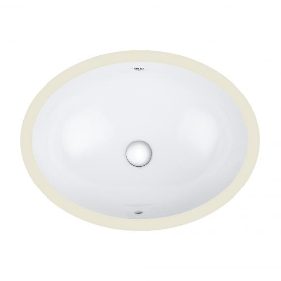 Grohe Euro Ceramic undermount basin, white