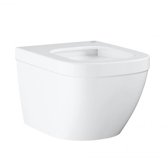 Grohe Euro Ceramic wall-mounted compact washdown toilet white, with PureGuard hygiene coating