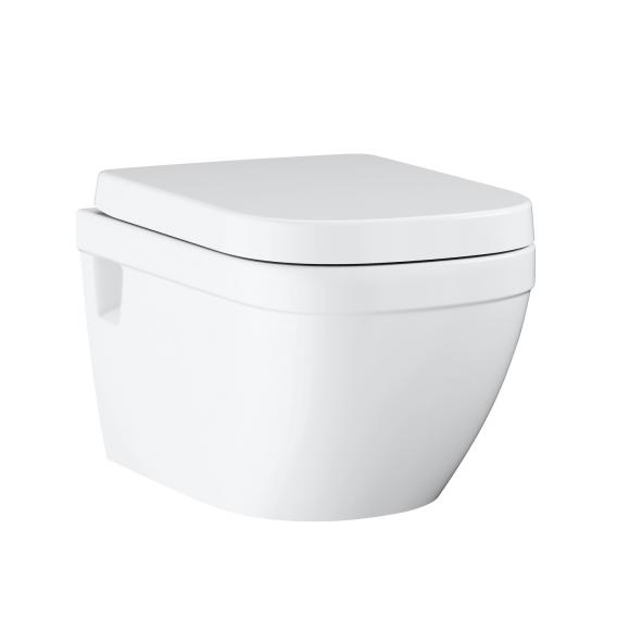 Grohe Euro Ceramic wall-mounted washdown toilet