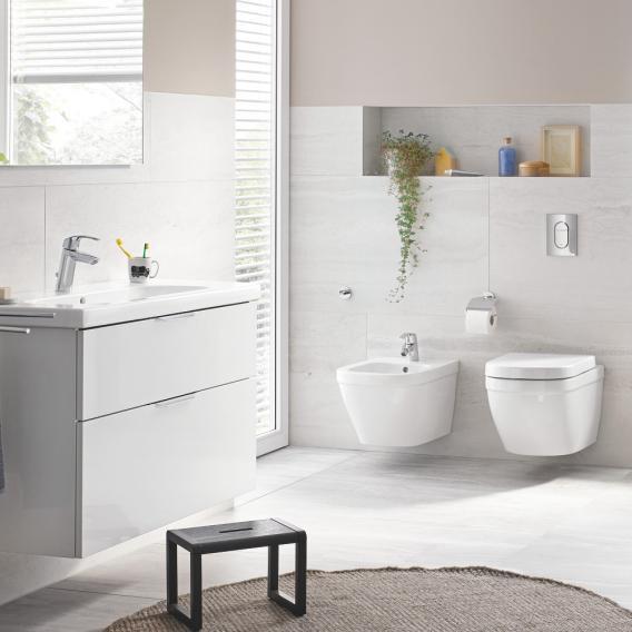 Grohe Euro Ceramic wall-mounted washdown toilet white