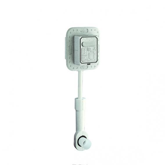 Grohe flushometer for toilet