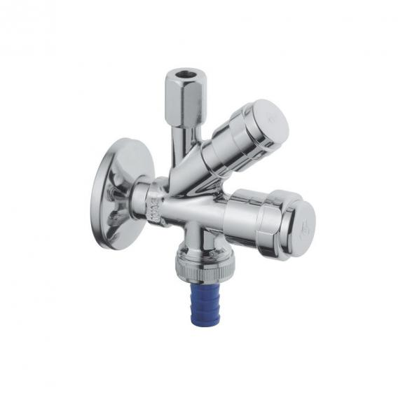 """Grohe Original WAS combi angle valve 172"""" x 3/8"""", without anti-vacuum device"""