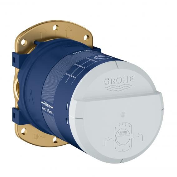 Grohe Rainshower SmartBox concealed installation unit, EcoJoy