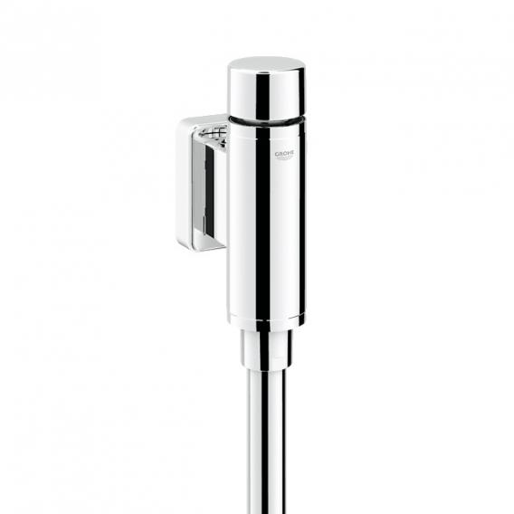 """Grohe Rondo flushometer for urinal 1/2"""", for public buildings"""