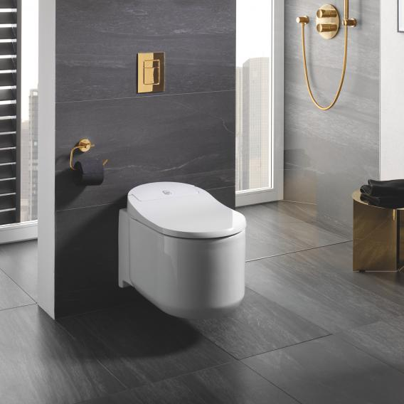 Grohe Sensia Arena shower toilet complete system for concealed cistern, wall-mounting