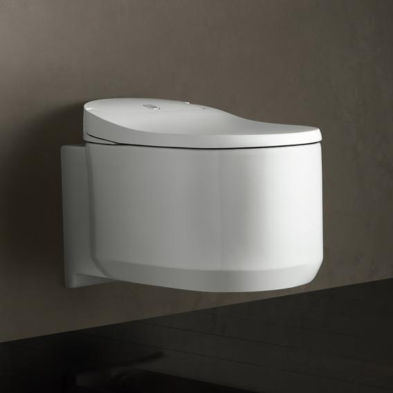 Grohe the NEW Sensia Arena shower toilet complete system for concealed cistern, wall-mountin, with toilet seat white