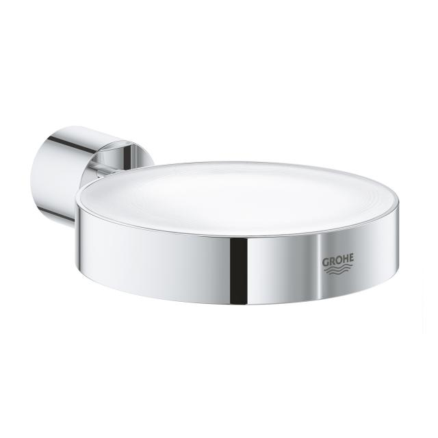 Grohe Atrio bathroom set, soap dish and holder chrome