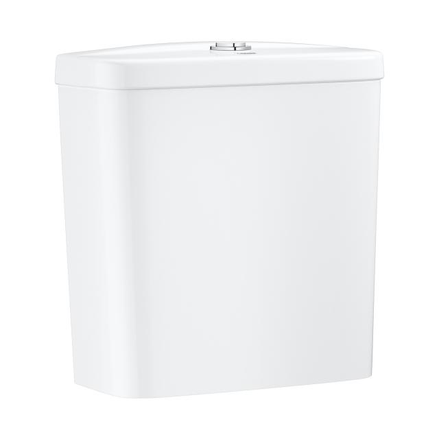 Grohe Bau Ceramic wall-mounted cistern, with bottom connection, white