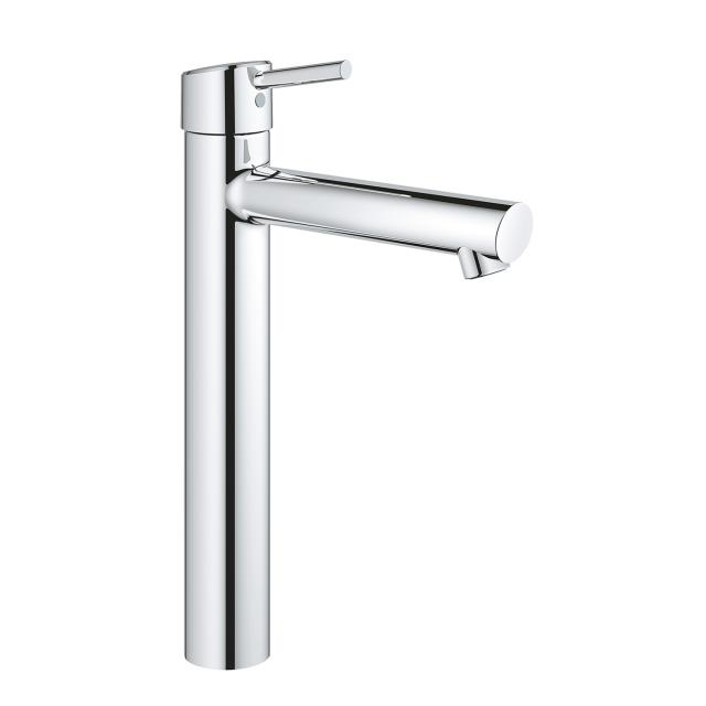 Grohe Concetto single lever basin mixer, for freestanding washbowls, XL size