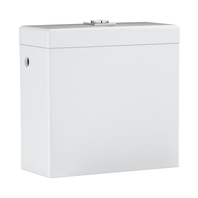Grohe Cube Ceramic close-coupled cistern, side connection, white