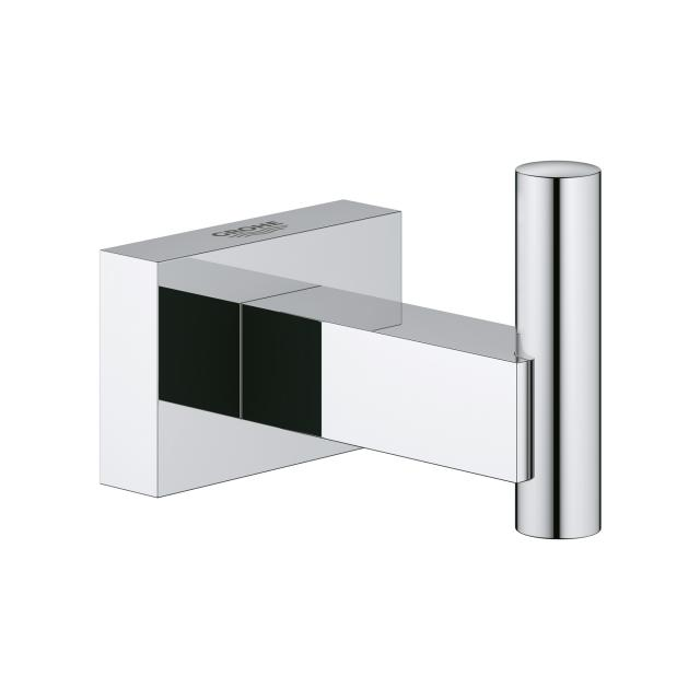Grohe Essentials Cube robe hook chrome