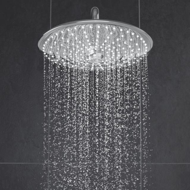 Grohe Euphoria 260 SmartControl overhead shower