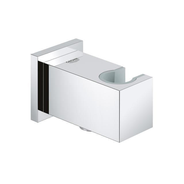 Grohe Euphoria Cube wall elbow with shower bracket