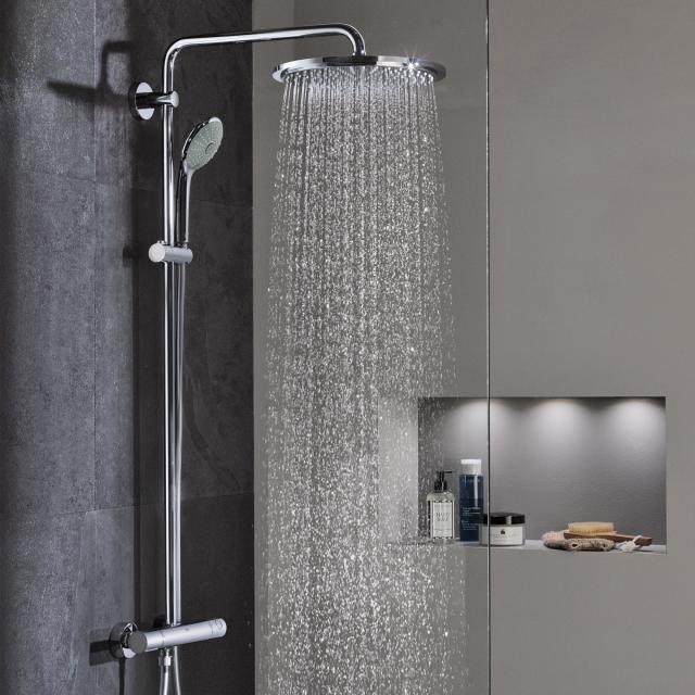 Grohe Euphoria XXL System 310 Colonne de douche avec mitigeur thermostatique, montage mural chrome