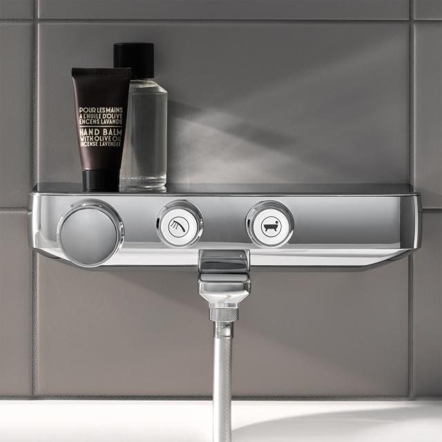 Grohe Grohtherm SmartControl thermostatic bath mixer