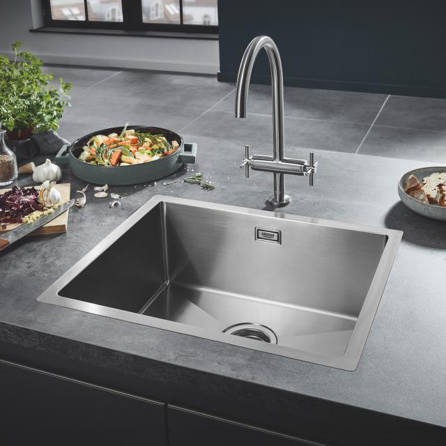 Grohe K700 built-in sink