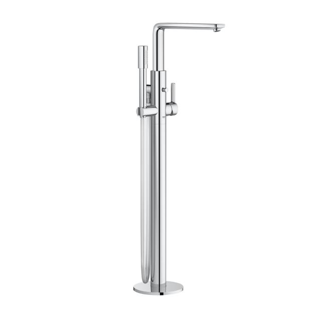 Grohe Lineare floorstanding, single lever bath mixer chrome