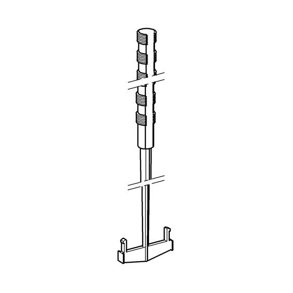 Grohe pull rod 43540