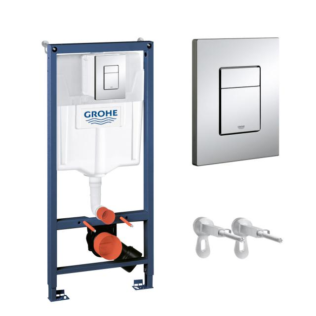 Grohe Rapid SL 3 in 1-Set mounting element H: 113 cm, for cistern GD 2