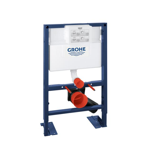 Grohe Rapid SL mounting element H: 82 cm, for wall-mounted toilet with cistern