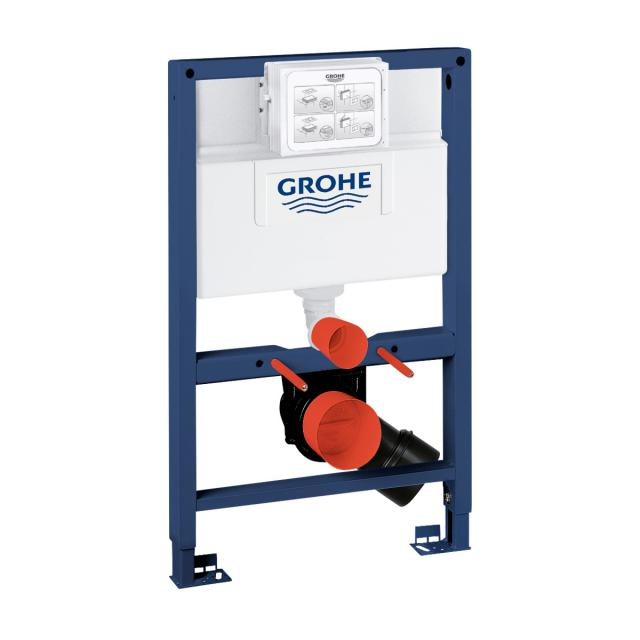 Grohe Rapid SL mounting kit for wall-mounted toilet, H: 82 cm