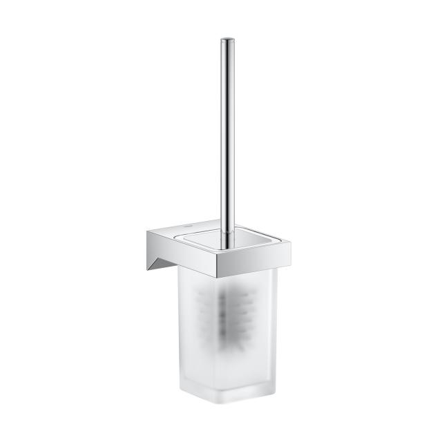 Grohe Selection Cube toilet brush set