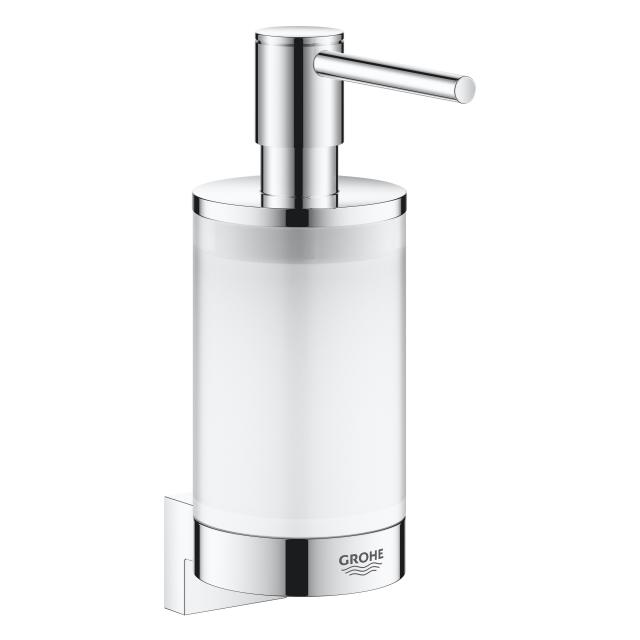 Grohe Selection soap dispenser with holder chrome