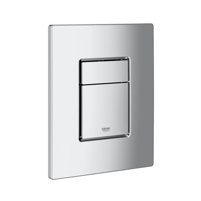 Grohe Skate Cosmopolitan cover plate, vertical and horizontal installation chrome