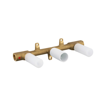 """Grohe two handle, concealed universal unit, 1/2"""""""